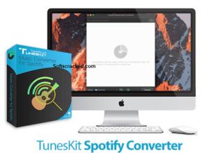 TunesKit Spotify Converter Crack Full Free