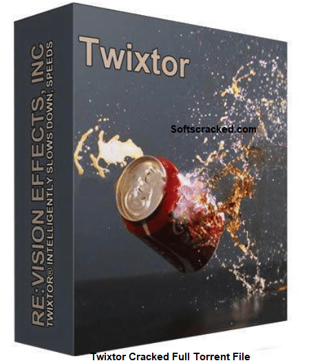 Twixtor Crack full Torrent