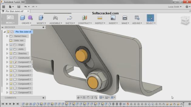 Autodesk Fusion Kegen full