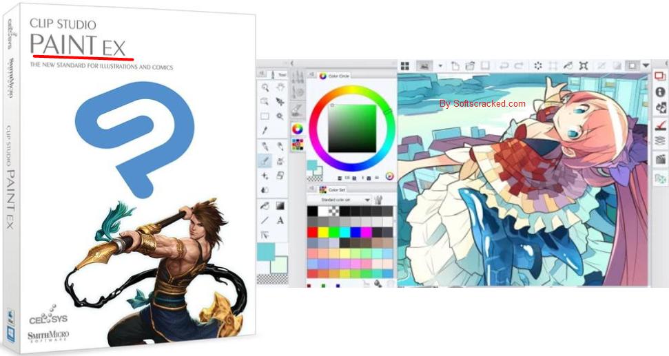clip studio paint free full