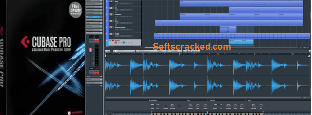 Cubase Pro Crack Download