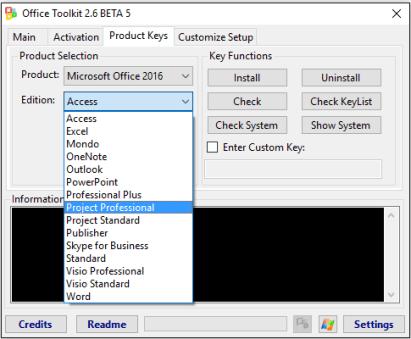 Microsoft Toolkit 2.6.7 Windows & Office Activator