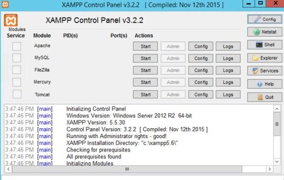 download xampp 32 bit for linux