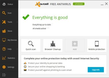 avast free serial key for one year