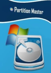 EASEUS Partition Master Professional 12.5 Crack Serial key