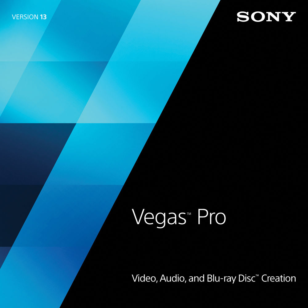 download sony vegas pro 13 with crack