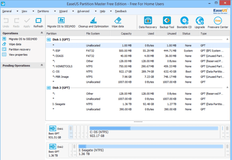 easeus partition master professional torrent