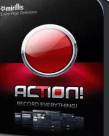 Mirillis Action Serial Key + Crack Download