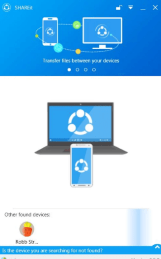 Shareit For PC Laptop【Windows 7/8/8.1/10】