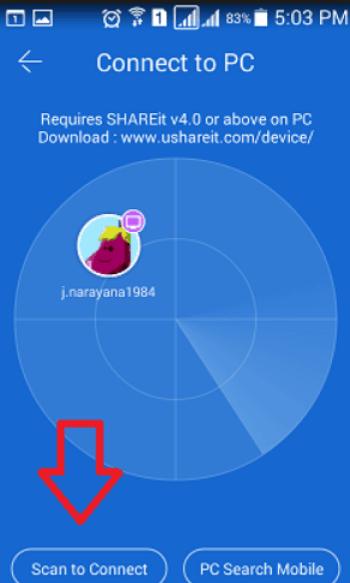Shareit For PC Laptop【Windows 7/8/8.1/10】