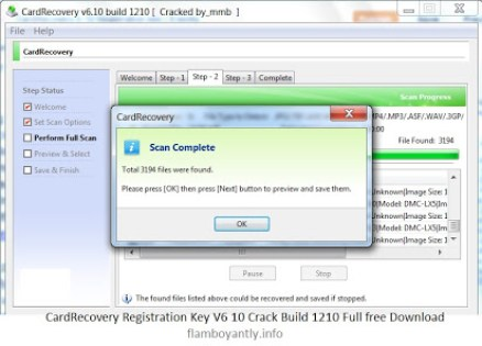 cardrecovery v6 10 full with serial key