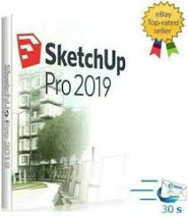 SketchUp Pro 2019 19.2.222 Crack With Serial Key Free Download