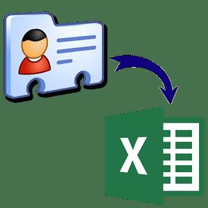 Excel To Vcard Converter crack 2021