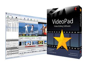 NCH VideoPad Video Editor Professional keygen