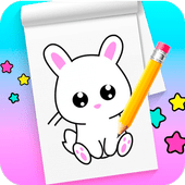 How to draw cute animals step by step