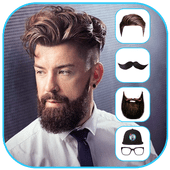 Men Hair Style Photo Editor