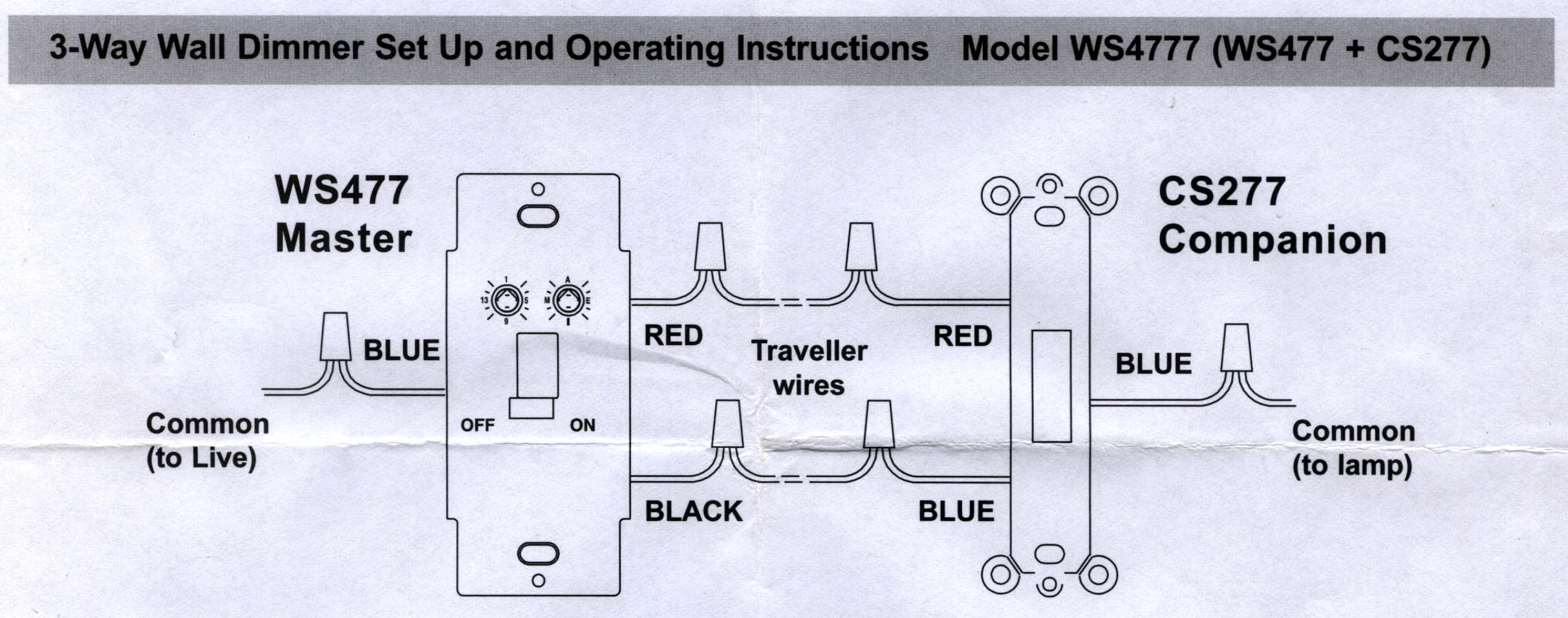 wiring diagram 3 way switch hobbs hour meter using a x10 wall as 2 the