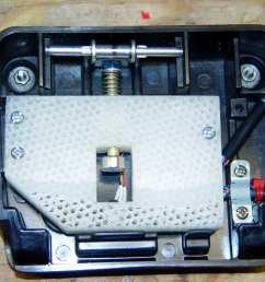 kenmore 158 hall speed control prototype interior [ 1500 x 1125 Pixel ]