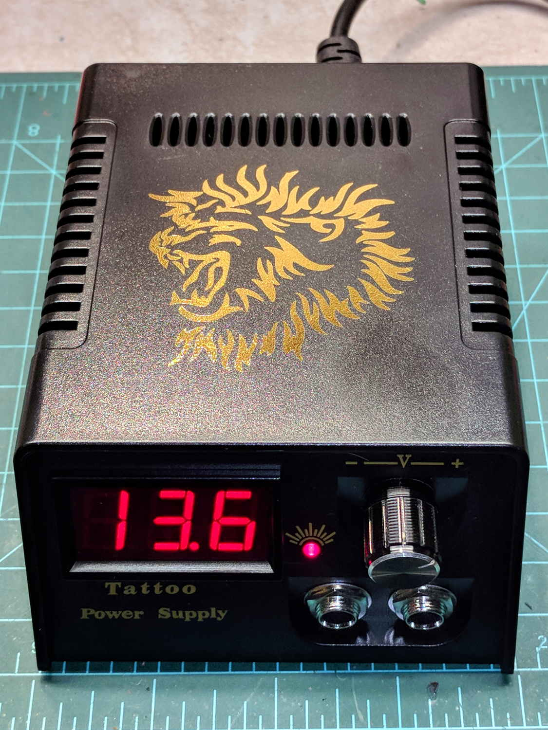 tattoo power supply wiring diagram mercedes benz atego low budget bench digital version the smell of