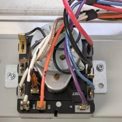 Dryer Power Cord Wiring Diagram Century Ac Motor 230 Volts Kenmore Repair Scheme