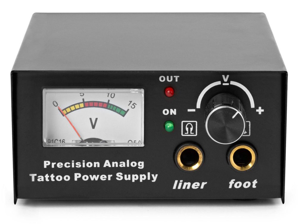 medium resolution of tattoo power supply ebay listing photo