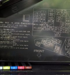 2011 subaru forester fuse box wiring diagram papersubaru forester fuse boxes the smell of molten projects [ 1500 x 1125 Pixel ]
