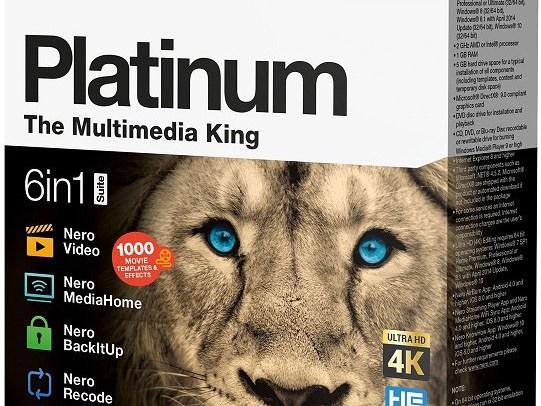 Nero Platinum 2022 Suite 23.5.1020 Crack With Serial Key Free Download