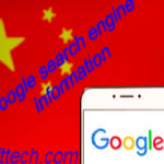 Google search engine information