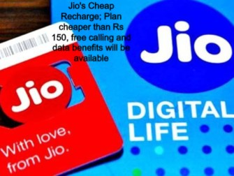 Jio's Cheap Recharge