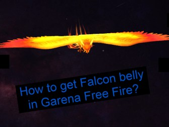 How to get Falcon belly in Garena Free Fire