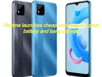 Realme launches