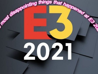 The most disappointing things that happened at E3 2021 E3 2021 came and went with a ton of fanfare. After the event was canceled in 2020 due to COVID-19, fans were awaiting the return of the largest gaming showcase in existence.