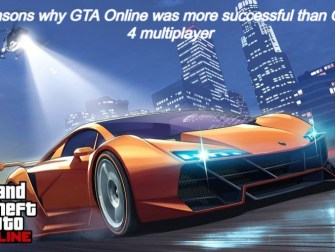 3 reasons why GTA Online was more successful than GTA 4 multiplayer