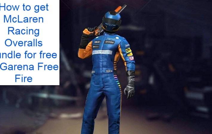 How to get McLaren Racing
