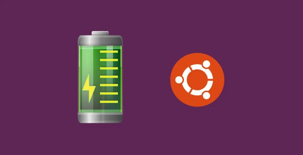 optimize laptop battery ubuntu