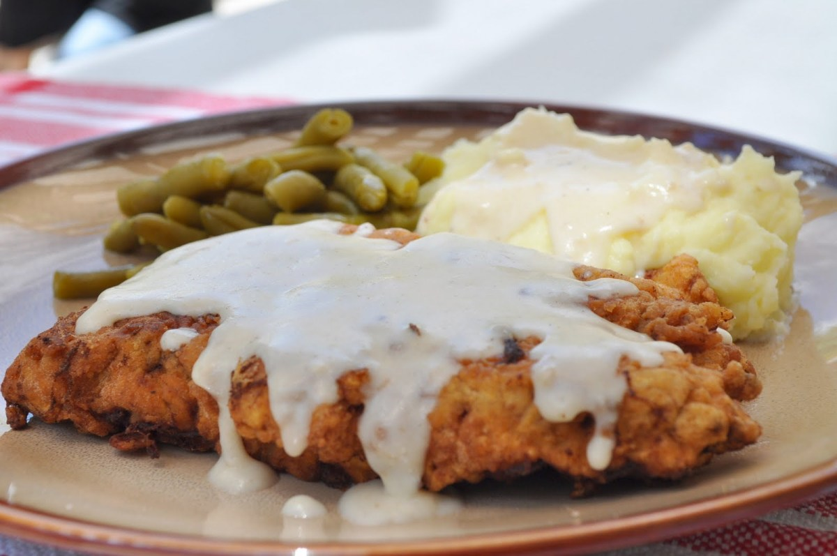 A picture of Chicken Fried Steak
