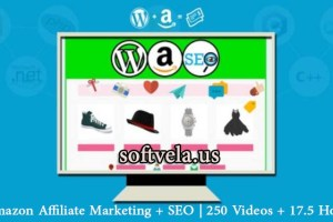 Download Amazon Affiliate Marketing + SEO 250 Videos + 17.5 Hours