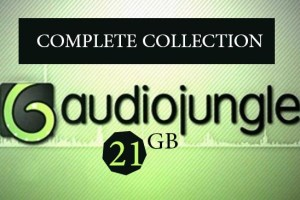 Download Complete 30GB Collection AudioJungle Best Selling Music