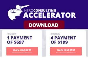 Download The Hero consulting Accelerator Complete Course By Alex Becker