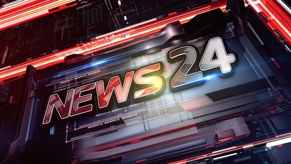 Free Download Videohive News 24 Broadcast Pack 9943953