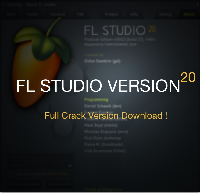 fl studio crack full version
