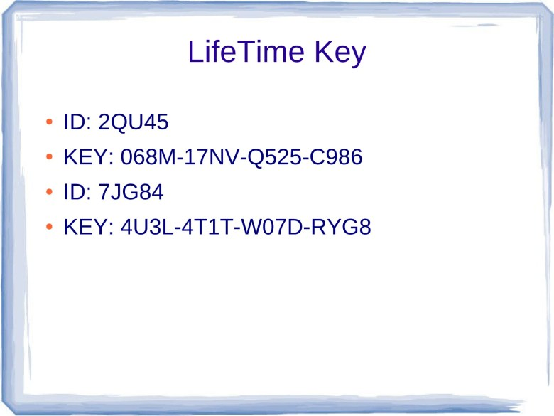 Malwarebytes Anti-Malware Life Time Key