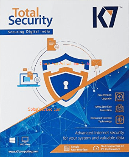 K7 Total Security Pro 2020 Crack With Serial key Full Free Download