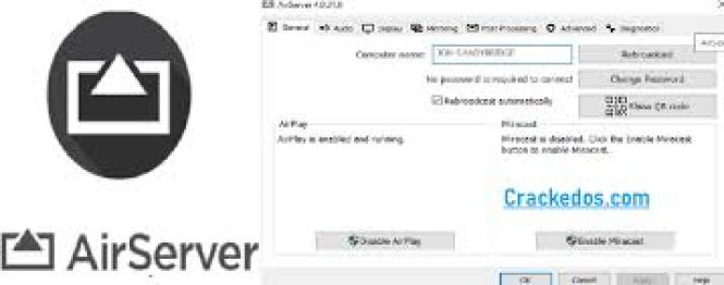 AirServer 2020 Full Crack by Software2crack