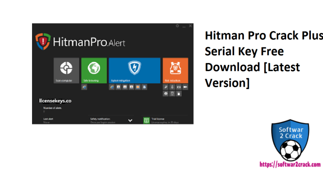 Hitman Pro Crack Plus Serial Key Free Download [Latest Version]