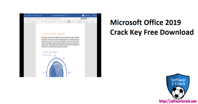 Microsoft Office 2019 Crack Key Free Download