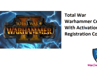 Total War Warhammer Crack With Activation And Registration Code