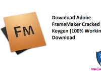 Download Adobe FrameMaker Cracked With Keygen [100% Working] Free Download