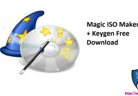 Magic ISO Maker Crack + Keygen Free Download