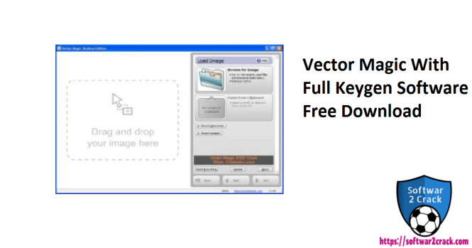 Vector Magic With Full Keygen Software Free Download